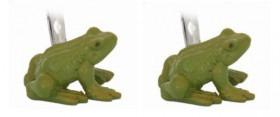 Manchetknapper Frog