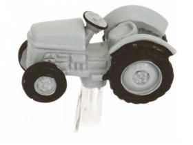 Old Style Traktor Grå