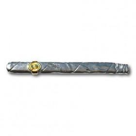 Slipseholder Cigar Sølv