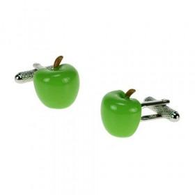Manchetknapper Æble