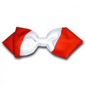 Butterfly Rød Hvid
