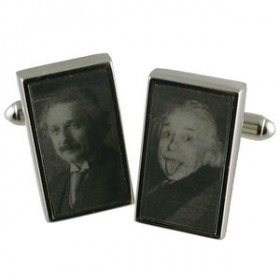 3D Manchet Knapper Einstein