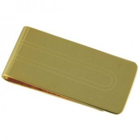 Guld Dollar Penge Clips