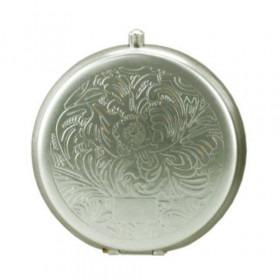 Lomme askebæger i sølv