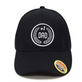Number 1 Dad Baseball Hat