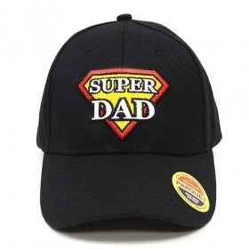 Super Dad Baseball Hat