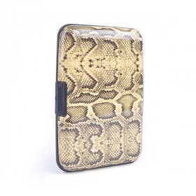 Card-Guard Kortholder - Slange Skind