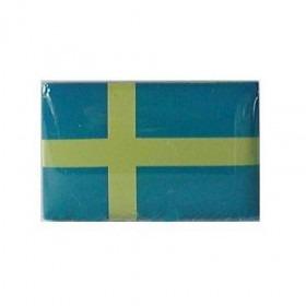 Manchetknapper Sveriges Flag