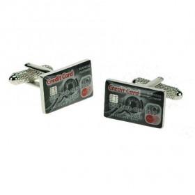 Credit Card Cufflinks