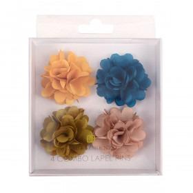 4 knaphuls blomster