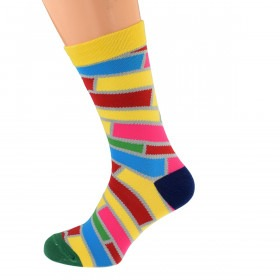 Funky Farver Sokker