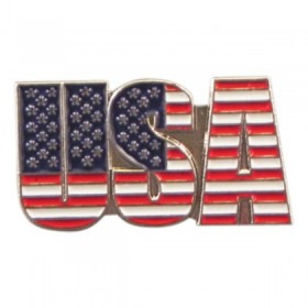 USA Hat Pin