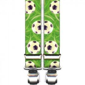 Smalle Seler med Fodbolde