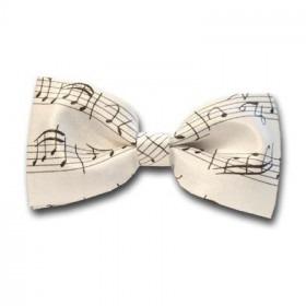 Hvid Musiker Butterfly Bach Noder