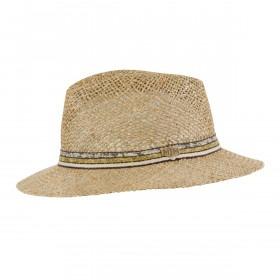 MJM Air Panama Strå Hat - Natural