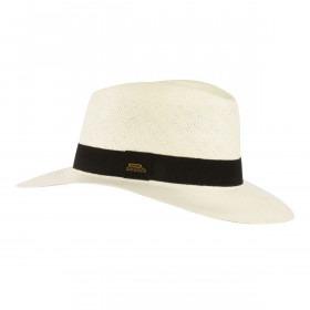 MJM Franco Panama Strå Hat - Natural