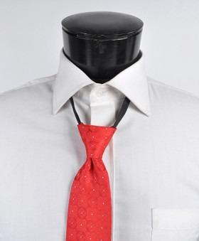 Zip-Up® Slips - Rødt M Dots
