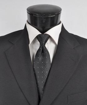 Umo Lorenzo Zipper Tie - Aldrig Mere Binde Slipset