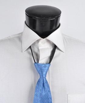 Zip-Up® Slips - Lyseblåt M Dots