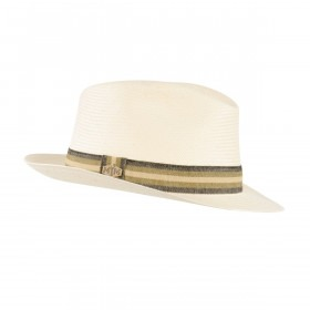 MJM Peter Soft Panama Strå Hat Pakbar