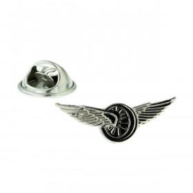 Winged Wheel Pin