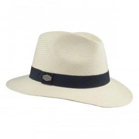 MJM Sky Panama Strå Hat - Natural