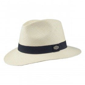 MJM Sky Panama Hat Natural
