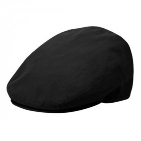 100% Bomuld Stone Washed Ivy Cap - Sort