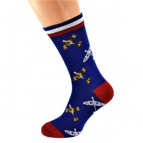 Spitfire Socks