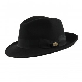 MJM Style Sort Fedora Hat