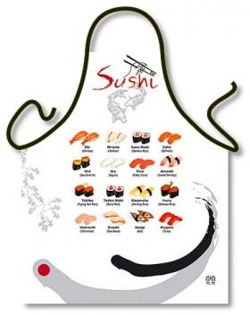Sushi Forklæde