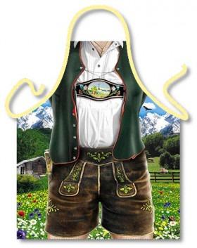 Alpe Jodle Birge Forklæde