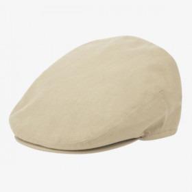 100% Bomuld Stone Washed Ivy Cap - Khaki