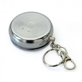Lommeaskebæger med nøglering