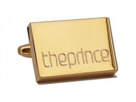 Designer Manchetknapper The Prince's Own Gold