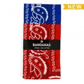 2 stk bandana
