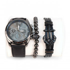 Armbåndsur & Armbånd Sæt Genovese