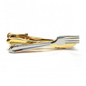 Kniv og Gaffel Slipsenål