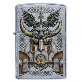 Original Odin Zippo Lighter