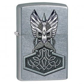 Thors Hammer Zippo Lighter