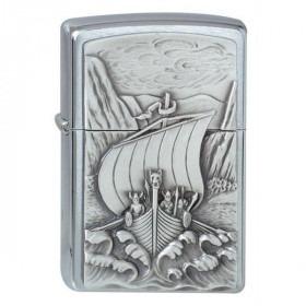 Vikingeskib Zippo Lighter